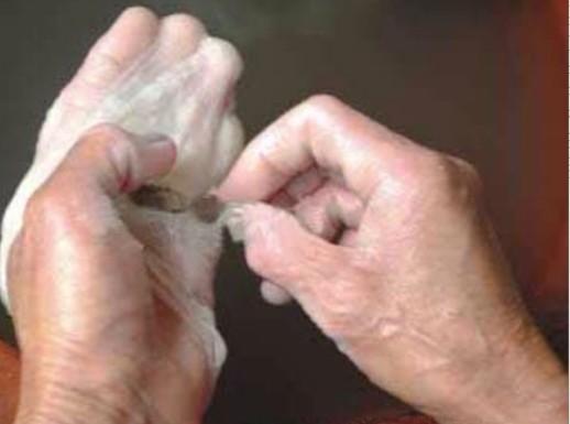 手工制作蚕丝被流程简介(图解)